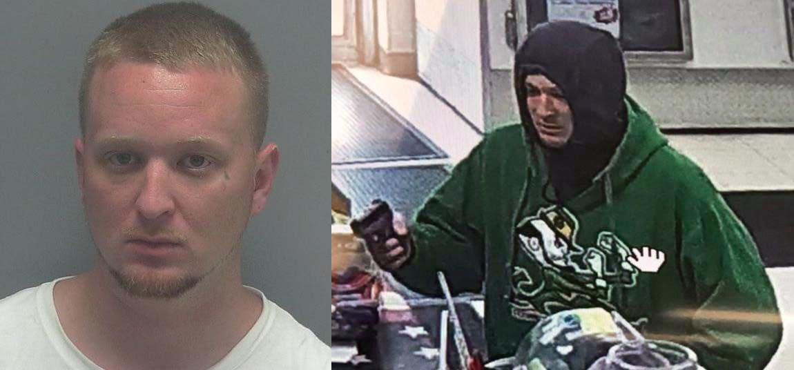 Hobart liquor store attempted robbery suspect arrested in Florida
