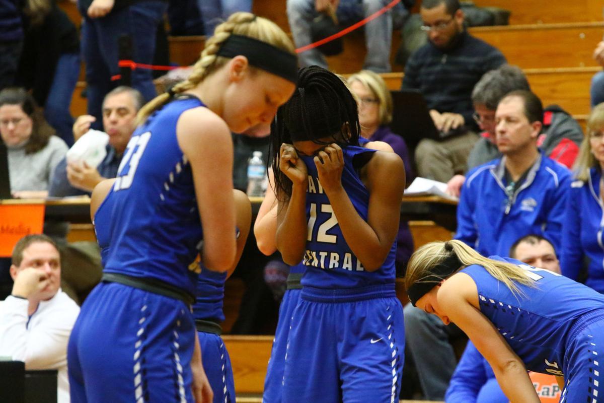 Girls Basketball Regional Final - Lake Central vs. Penn