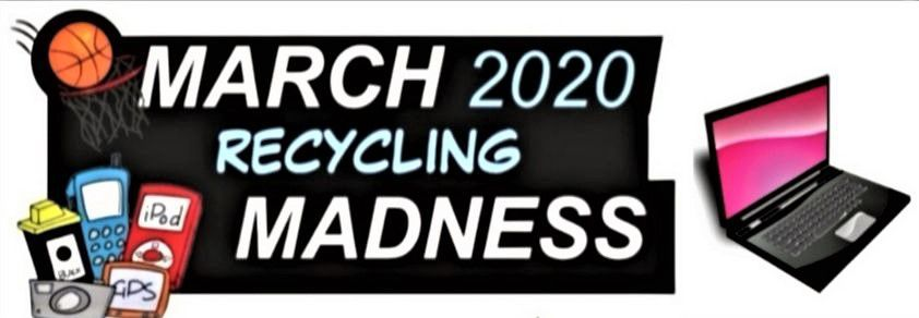 March Recycling Madness begins Monday