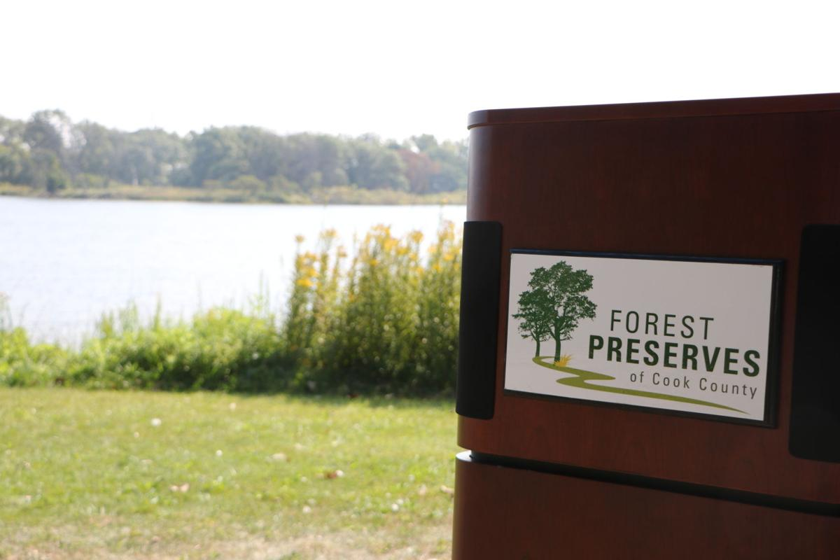 Project aims to reconnect Wolf Lake with Powderhorn Lake, restoring marshland