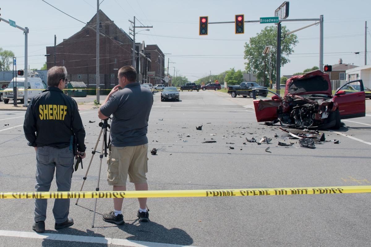 ATF Agent Shot, Suspect Dead and Vehicle Crash