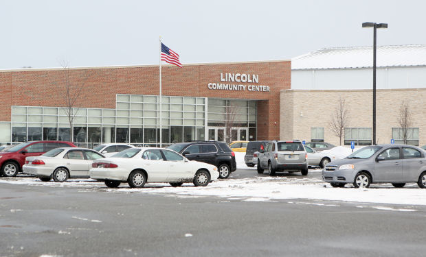 The Lincoln Community Center in Highland