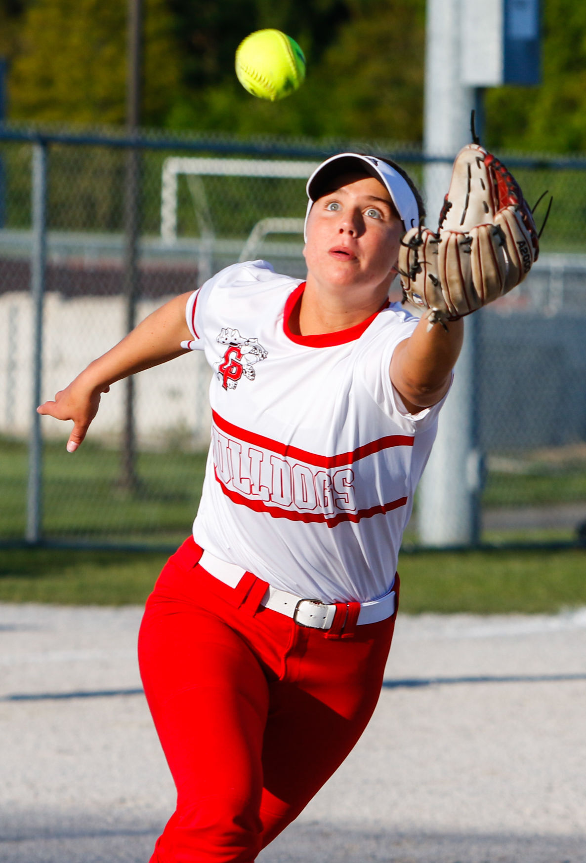Marist at Crown Point softball