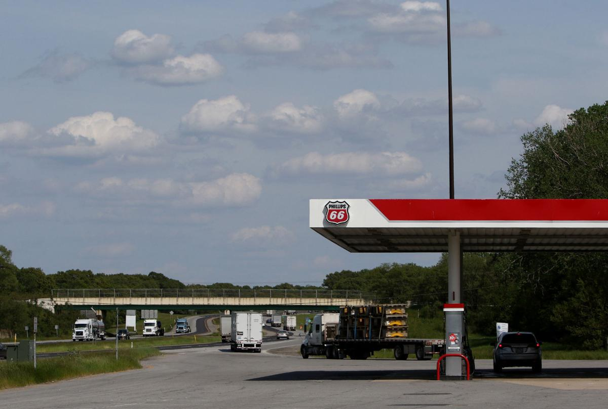 lake station exits to close for toll road project