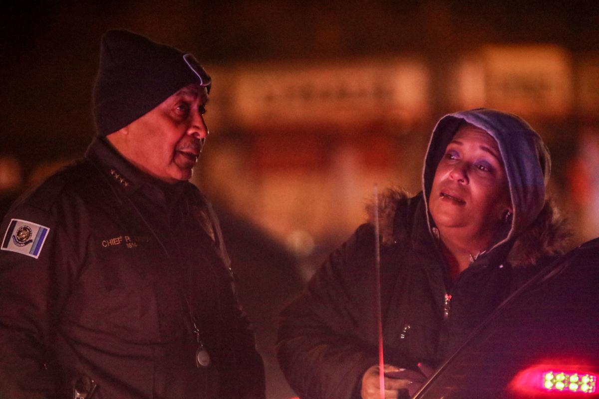 Gary police-involved shooting