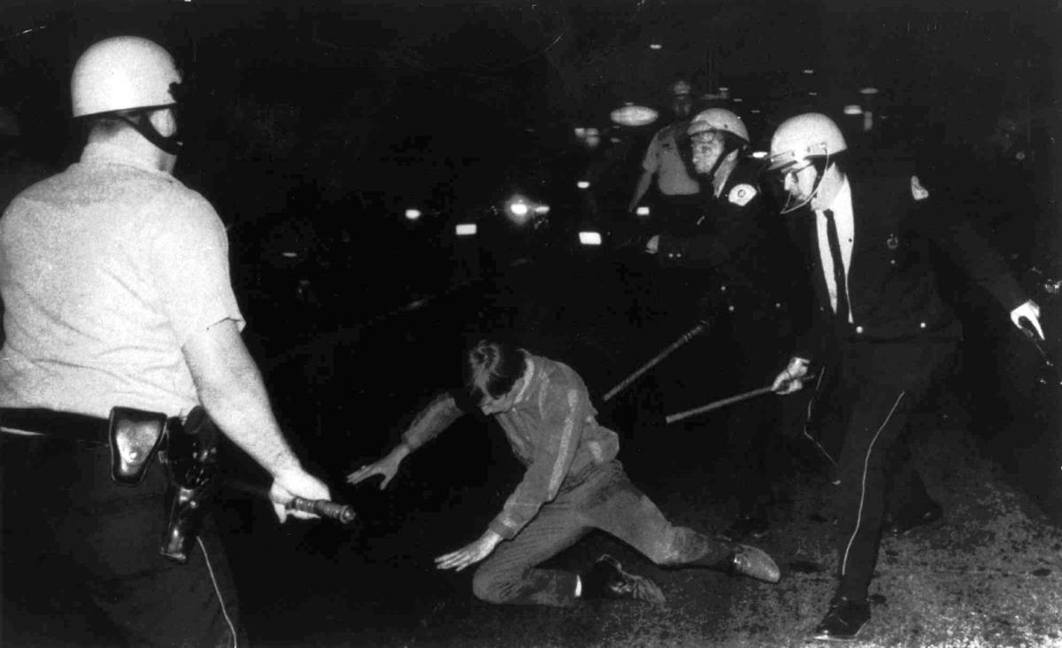 1968 protests in Chicago