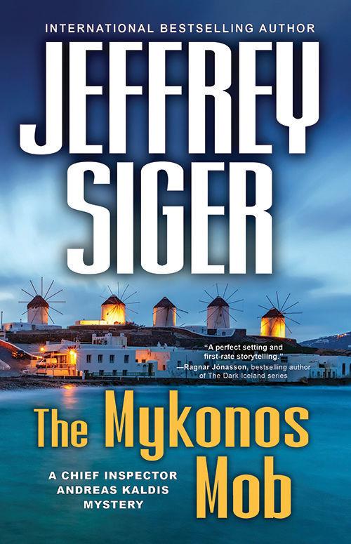 'The Mykonos Mob'