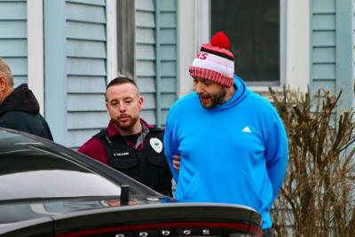 Mike Brown arrest