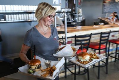 Off Square Brewing recognized for one of state's best burgers