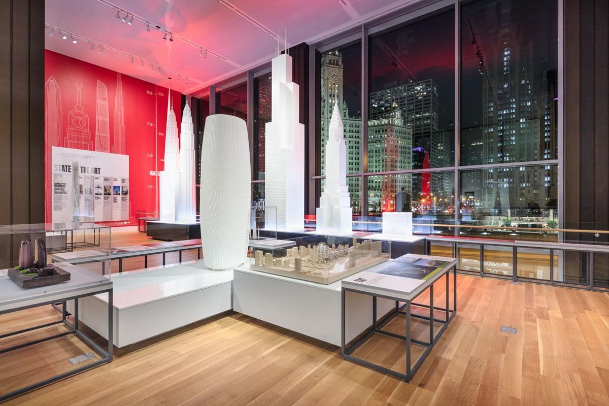 Chicago Architecture Center - CAC | Chicago, IL | Adrian Smith + Gordon Gill Architecture; Gallagher & Associates