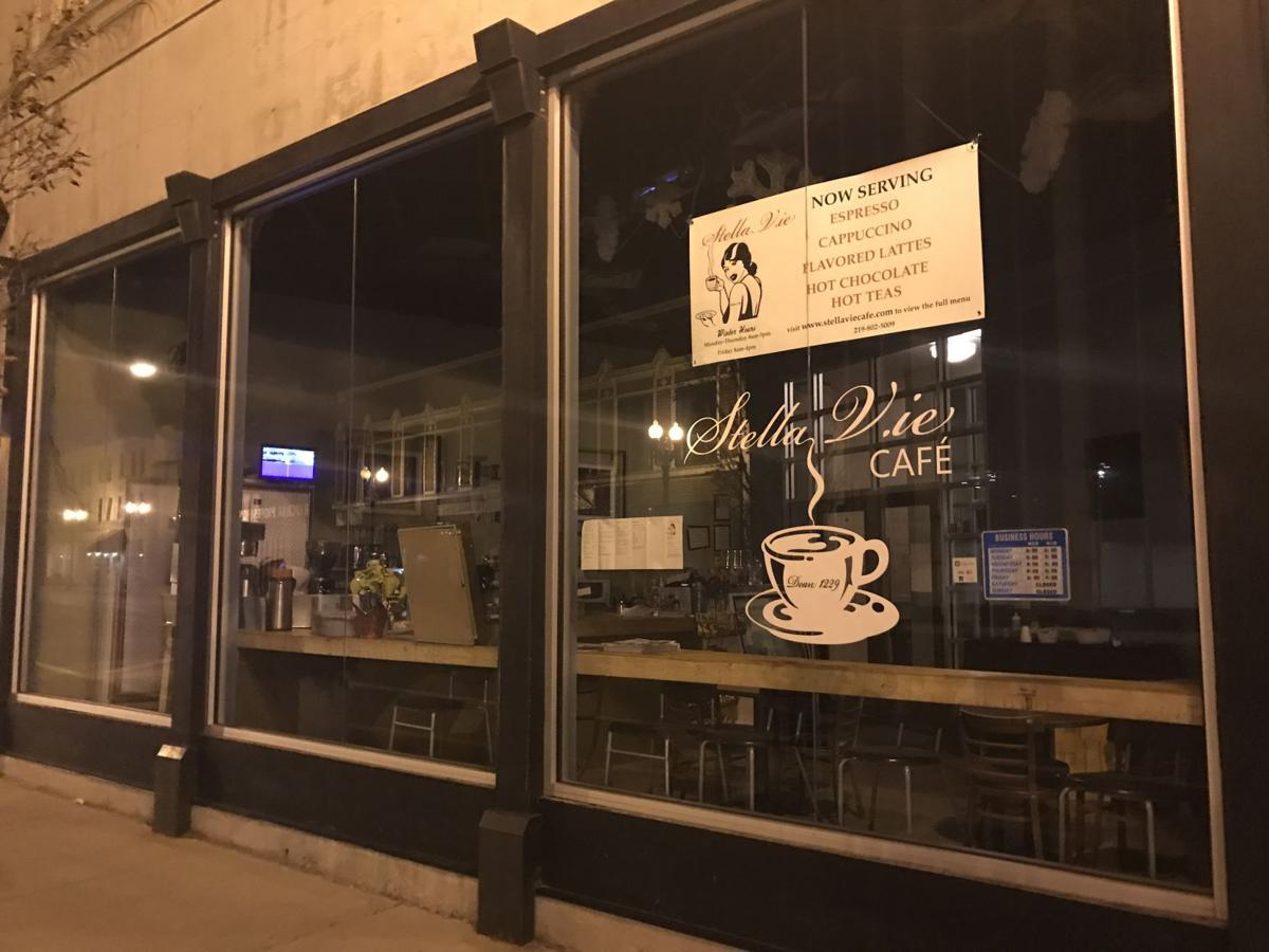 Stella V.ie Cafe keeping downtown Hammond abuzz