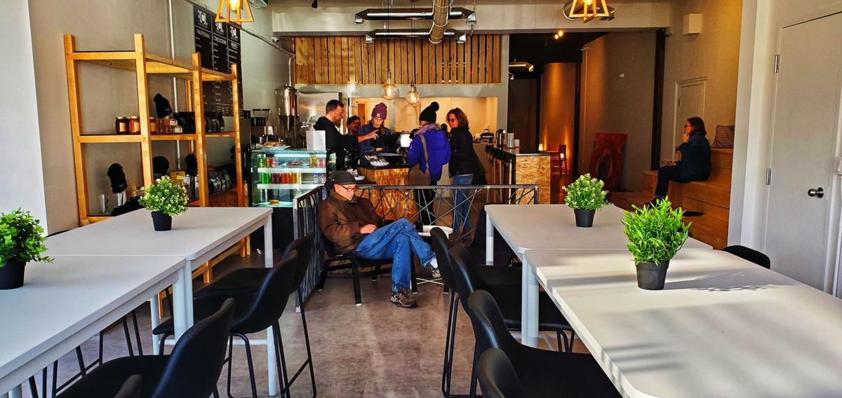 Fluid Coffeebar opens Michigan City roastery, plans second ... on
