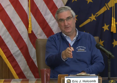 Governor urges Hoosiers to embrace peace over violence in response to injustice