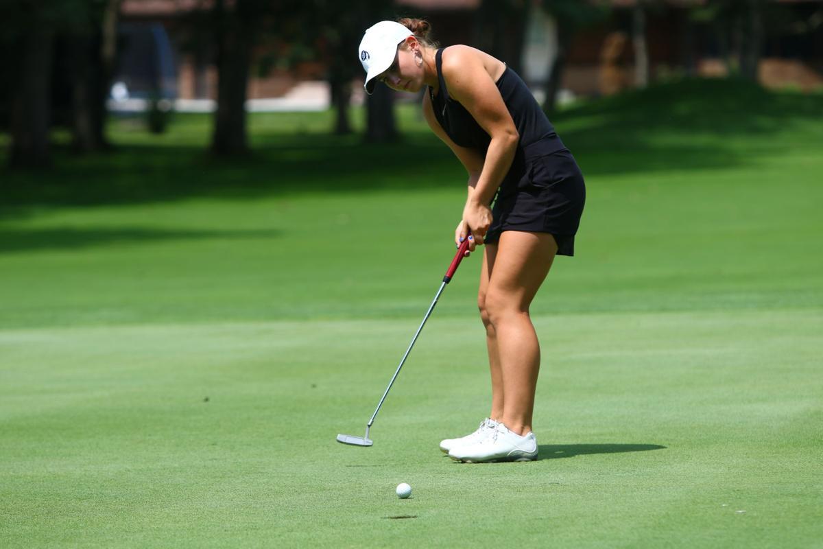Alexis Miestowski, Lake Central girls golf
