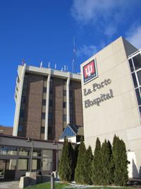 Rural northwest indiana hospital beats the odds health for Iu laporte hospital