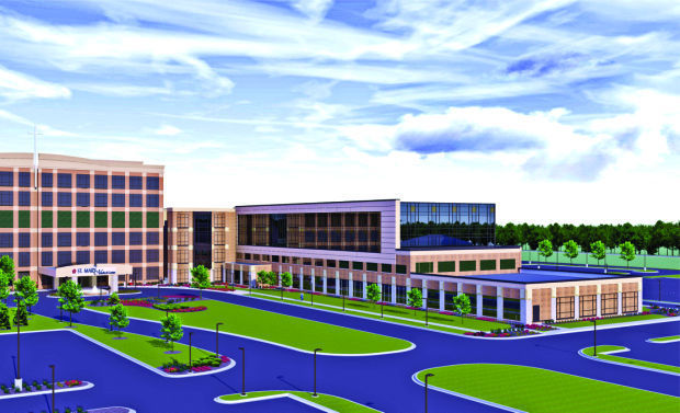 Hobart hospital to break ground on $40M addition