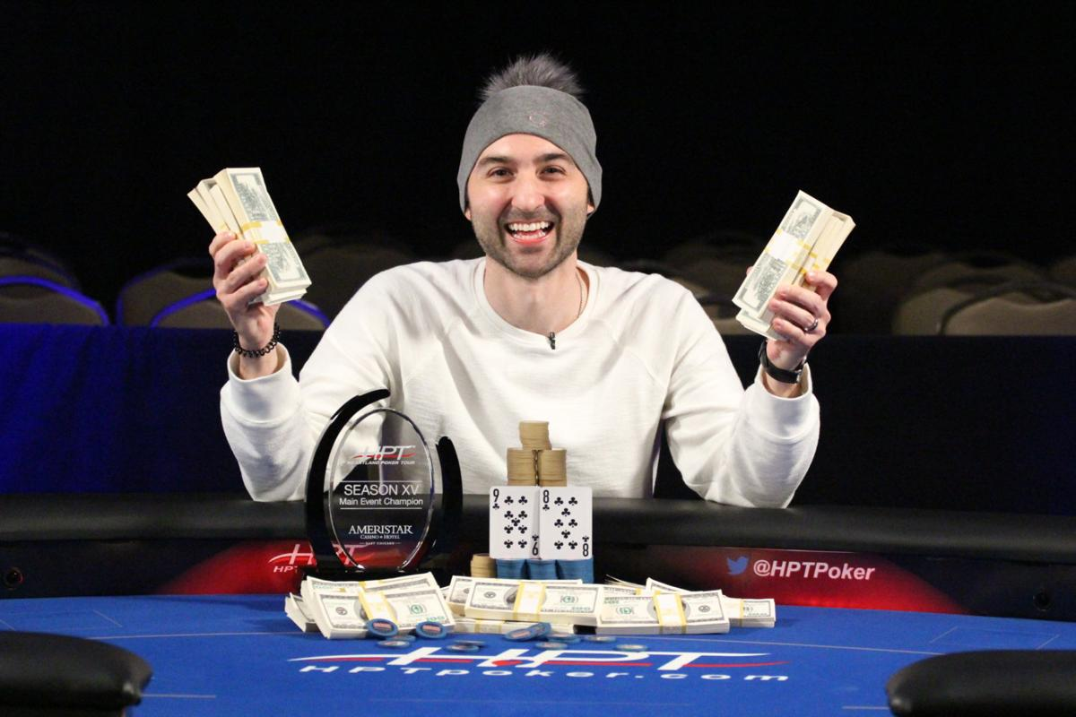 Michigan Dentist Wins Heartland Poker Championship At Ameristar Games Nwitimes Com