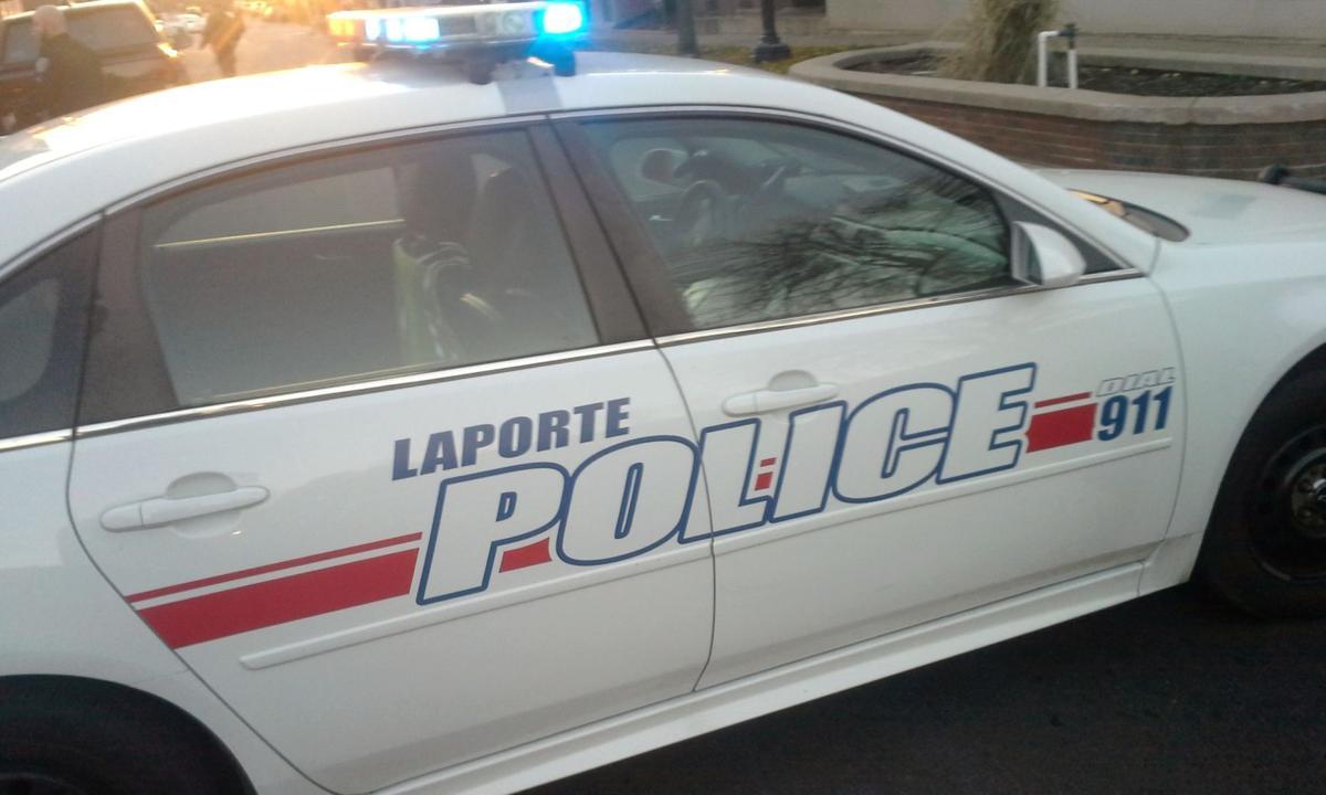 LaPorte Police Department stock