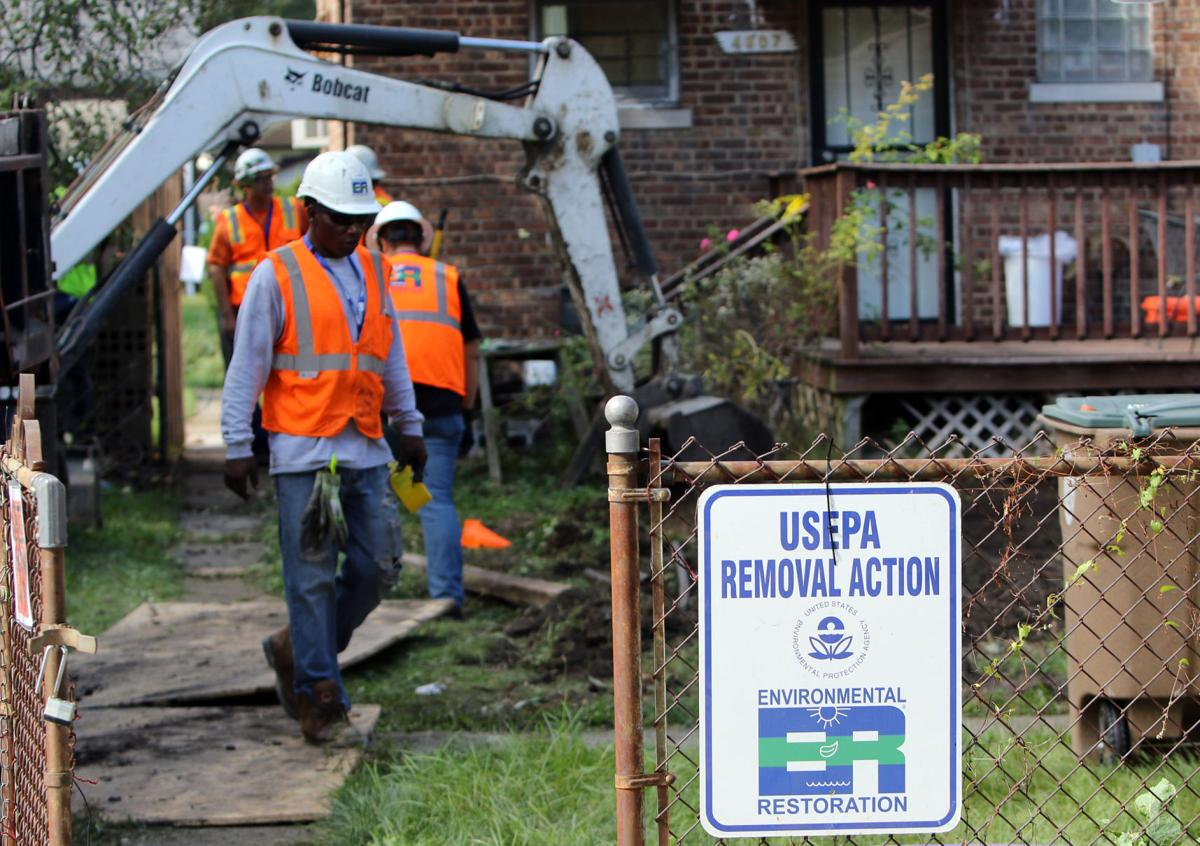 EPA works to address concerns as it begins excavation