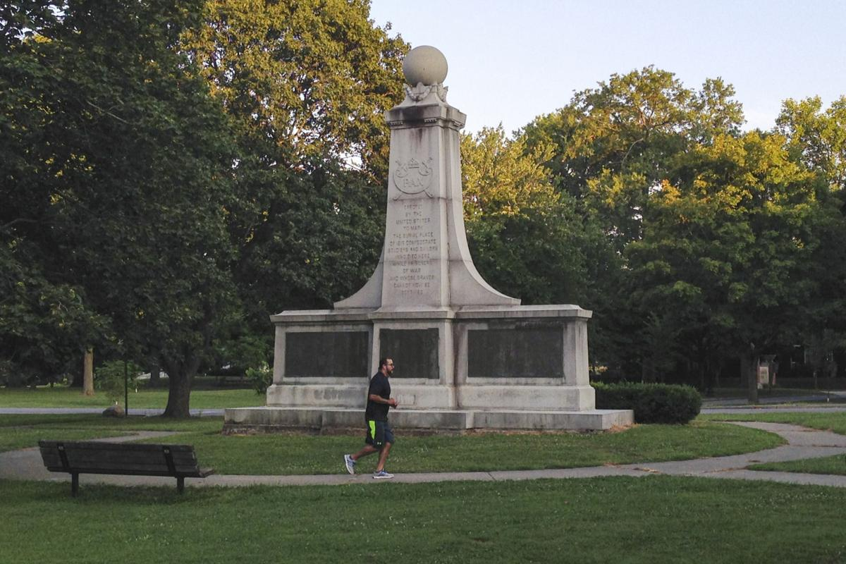 Confederate Monuments Indianapolis