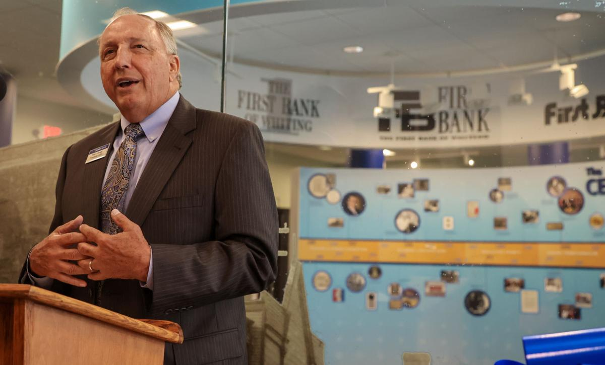 Centier Bank grand opening event for new corporate museum