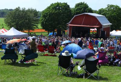 Muddy Waters' son to play the blues at Sunset Hill Farm County Park in Valpo