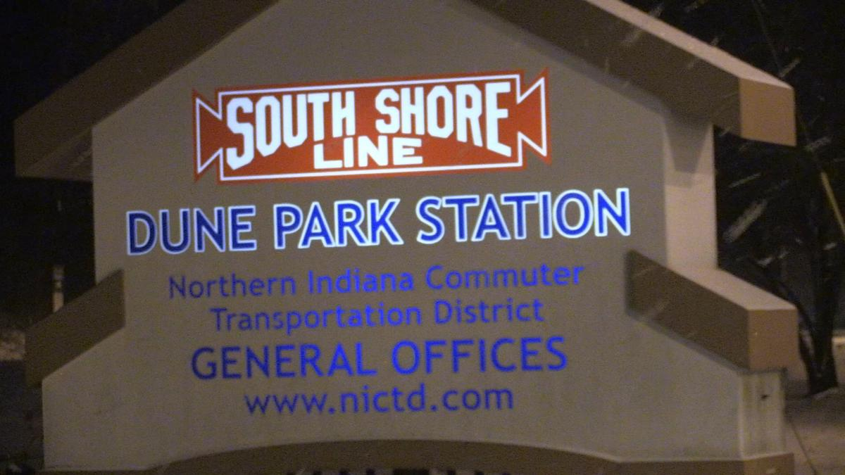 South Shore Line crews work to restore service