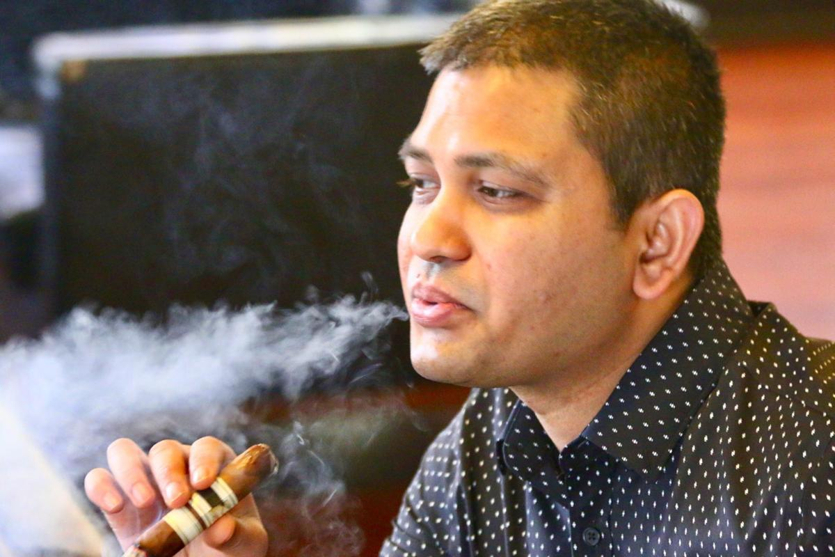 First Generation Immigrant Builds Top Region Cigar Destination Latest Headlines Nwitimes Com