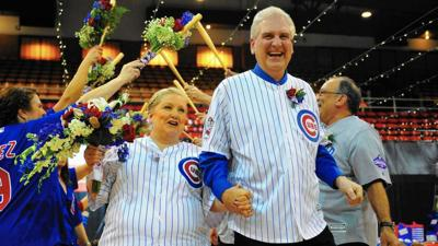 Chicago Cubs World Series wedding