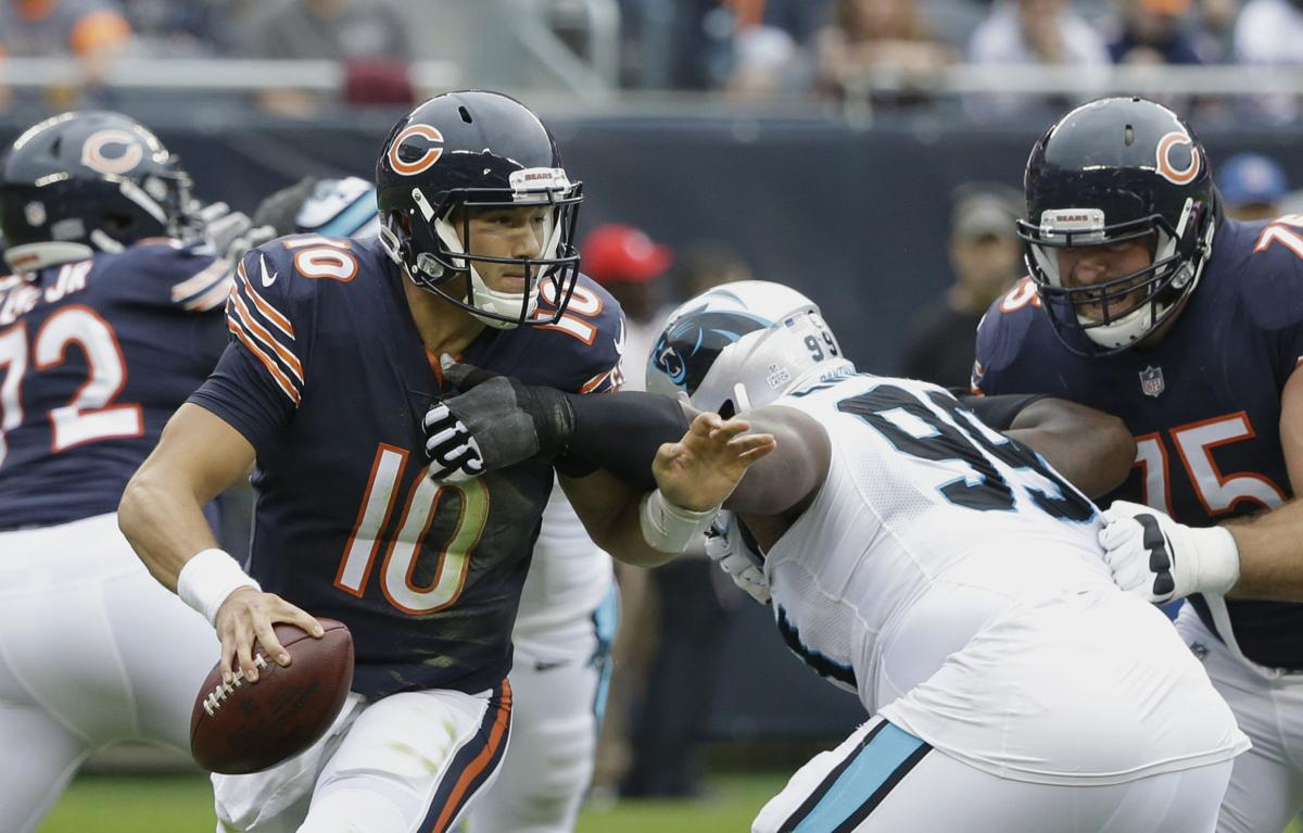 Panthers Bears Football