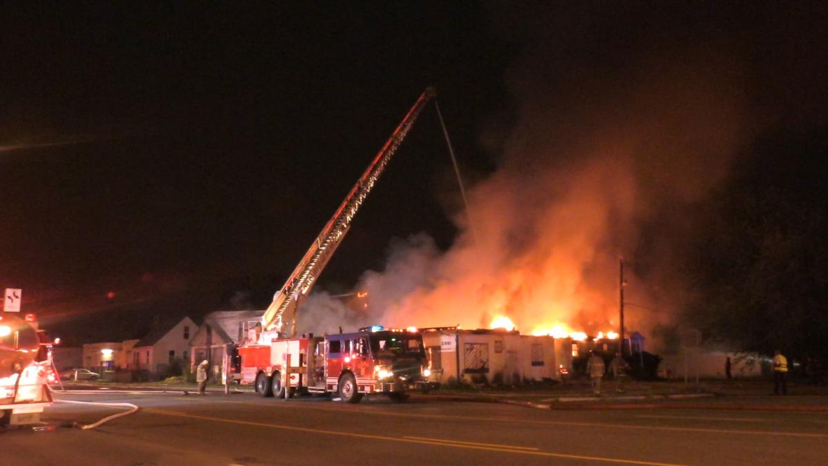 Rash of suspicious fires keep Gary, Lake Ridge firefighters busy