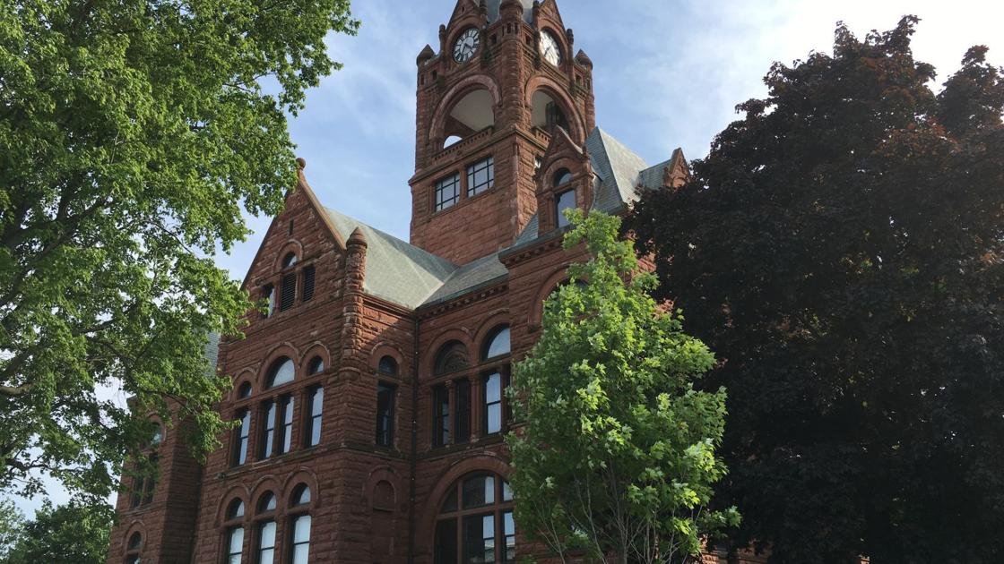 Laporte county considering courthouse additions for Laporte courthouse