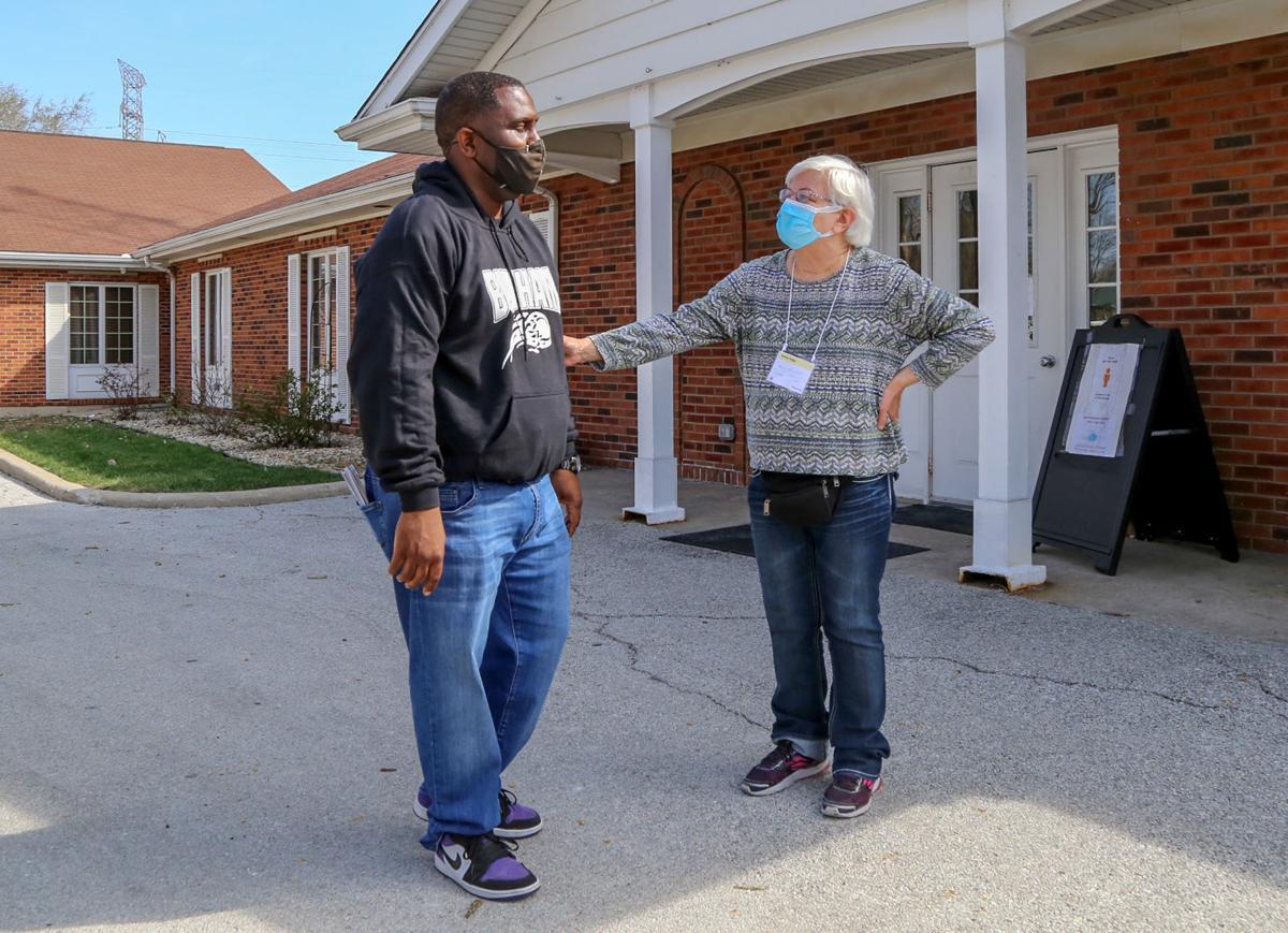 Municipal Voting in Burnham, IL (copy)