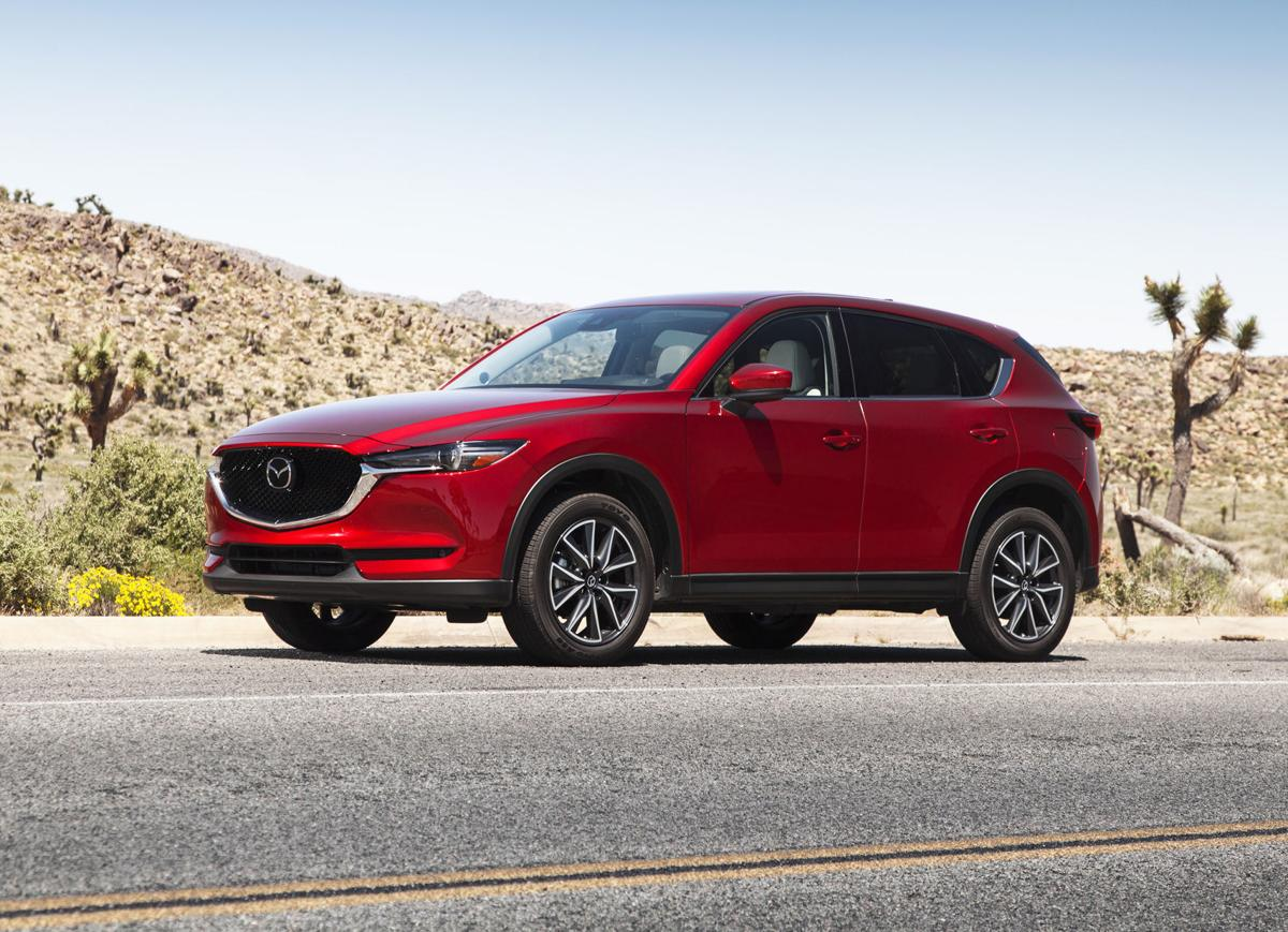 all new mazda cx 5 crossover remains sporty adds surprising luxury cars. Black Bedroom Furniture Sets. Home Design Ideas