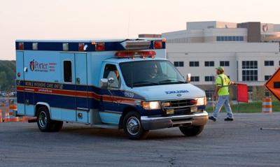 Porter Health Care Systems ambulance stock