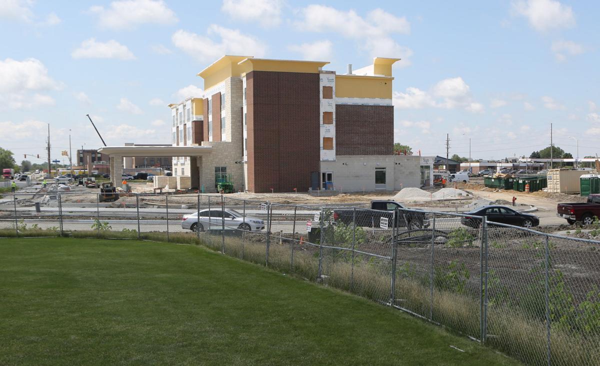 Centennial Village site takes shape