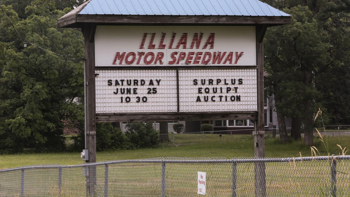 Schererville gearing up to turn historic Illiana Motor Speedway into business park