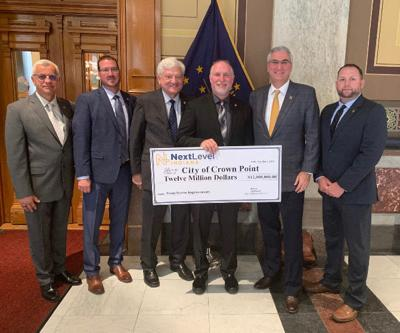 Crown Point to receive $21M for drinking water improvements