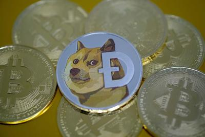 Dogecoin and Bitcoin