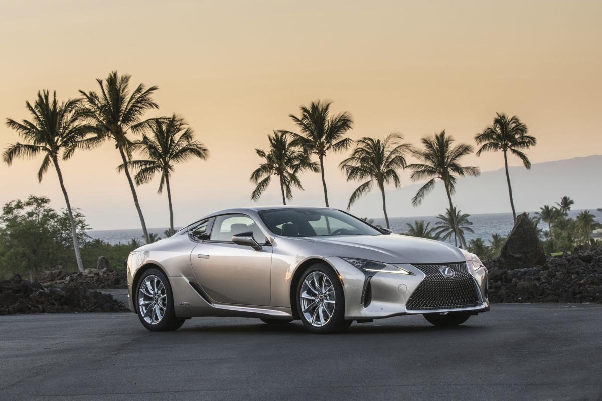 Behind the Wheel Luxury Hybrids
