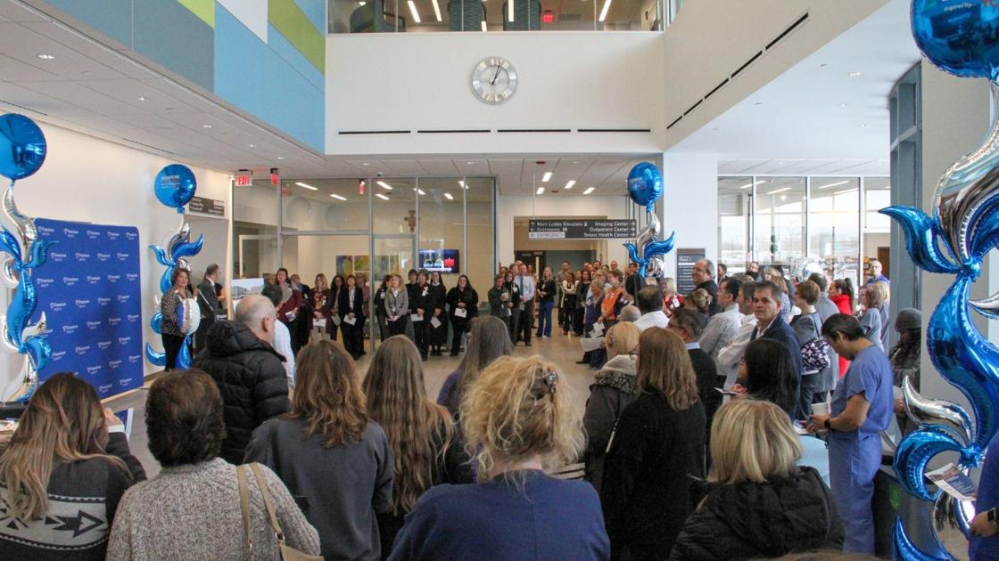 Franciscan Health Michigan City marks first year of new $243 million hospital