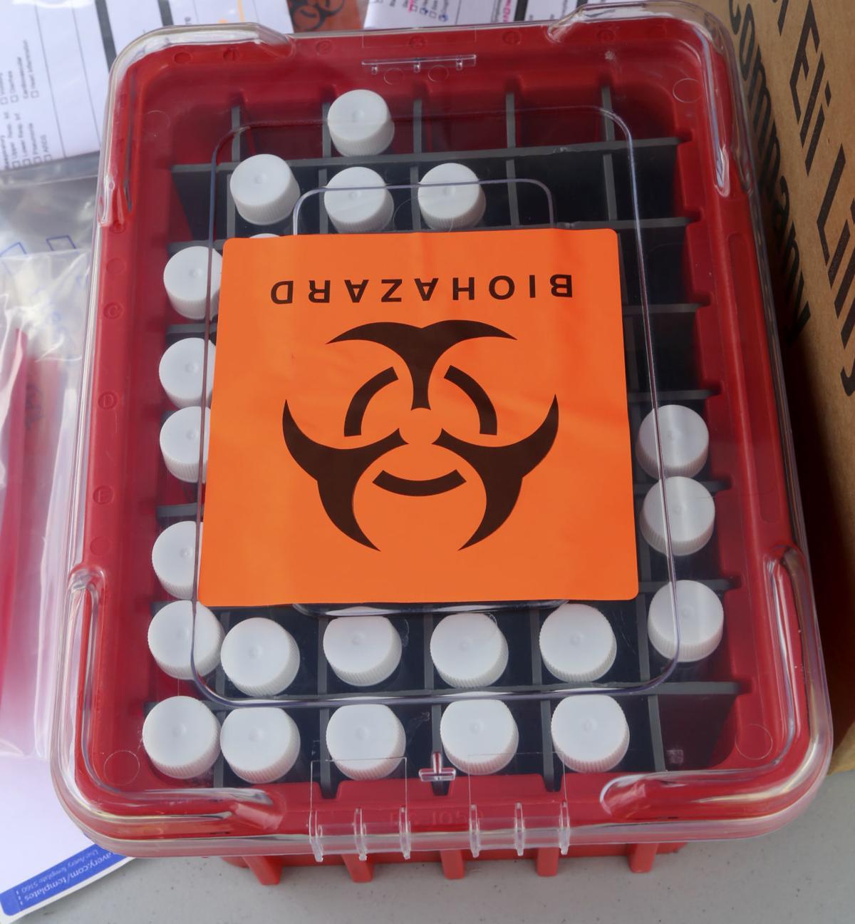The latest on coronavirus deaths, positive cases