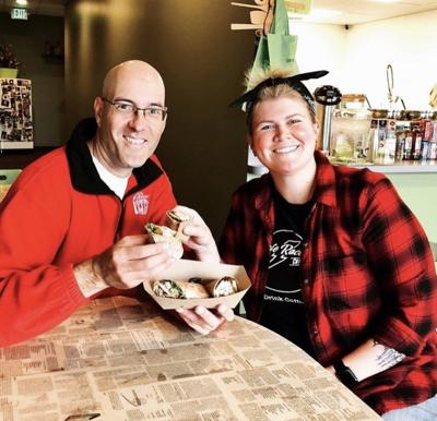 Local restaurant, organization team up to benefit Buddy Bag program