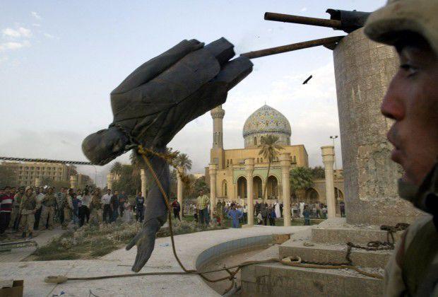 Antiwar vets to mark 15th anniversary of Iraq War