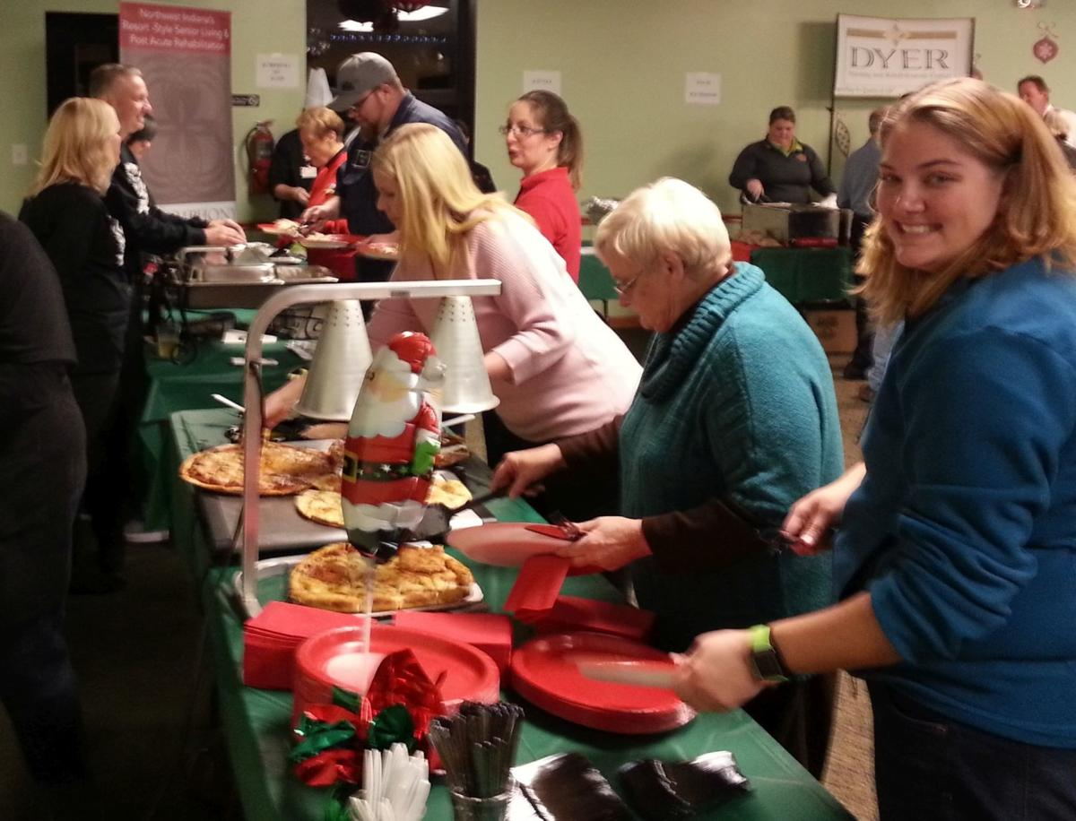 Dyer Chamber of Commerce makes a difference in the community (copy)