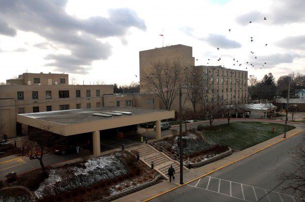 Former Porter Hospital
