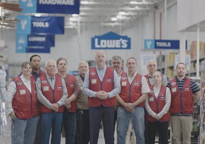 Lowes To Close Box In Portage