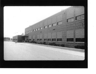 The first Carrie Gosch building