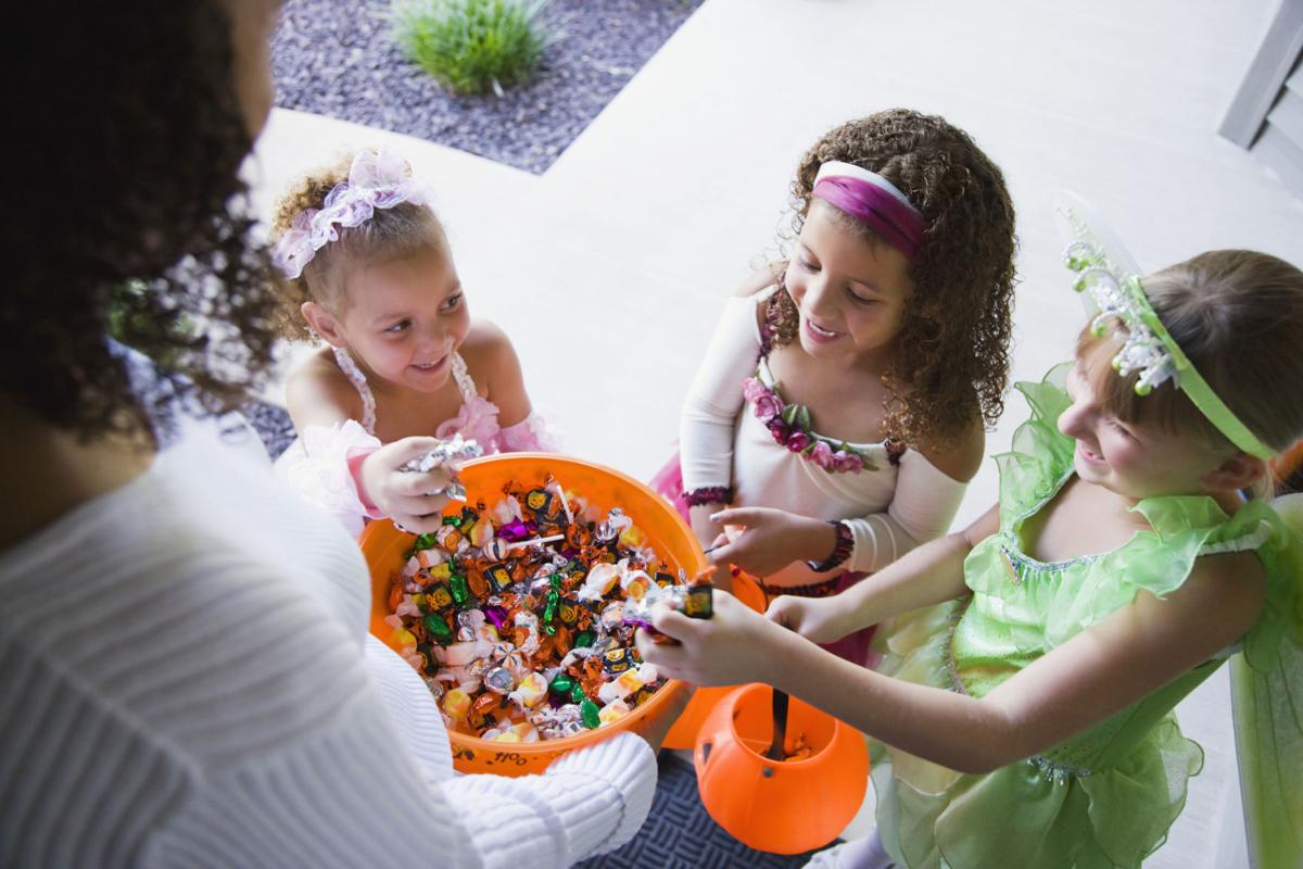 Make trick-or-treating a sweet experience for everyone