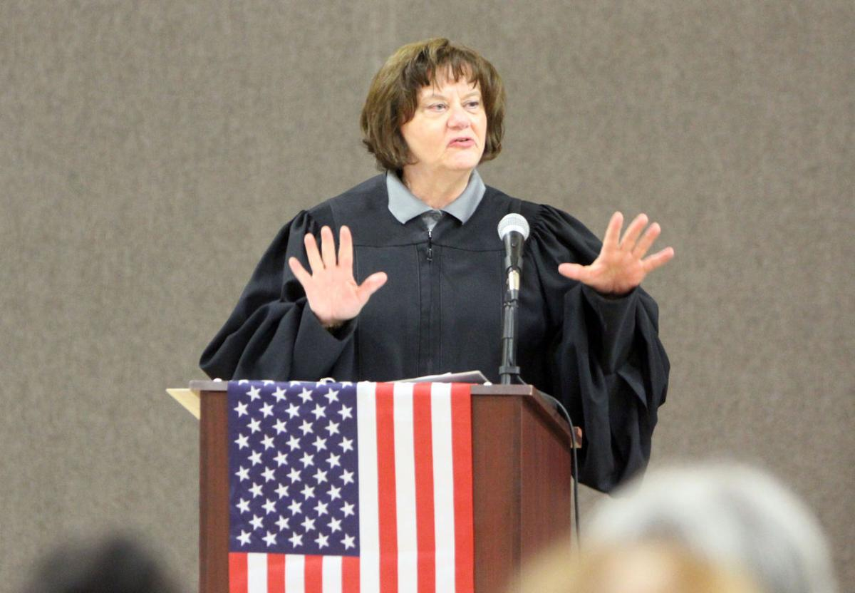 Judge Julia Jent